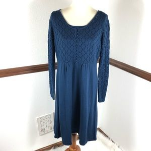 Madison Leigh sweater dress size L